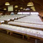 sala da pranzo san patrignano